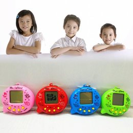 Wholesale Kids Electronic Pets Toy Children Virtual Cyber Digital Pets Game Toys Fashion New Kids Pets Toys