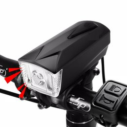 8d950e0df38 Bicycle Light LED Front Remote Horn Bicycle Light Lantern For Bike Cycling  Bell USB Rechargeable Bycicle Speaker Lamp