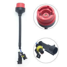 $enCountryForm.capitalKeyWord NZ - 2pcs Car D2S D2R D2C D4S Headlight Socket Wiring Harness AMP Wire Relay Connector HID Ballasts Bulb Light Adapter #5996
