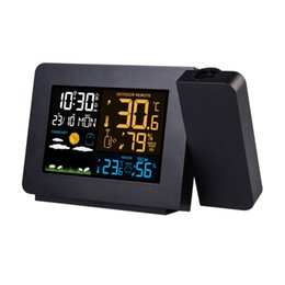 The Best 1.4 Inch Led Timer Slim Large Display Table Clock .blue Green Red Color Desktop With Ac Power Eu Plug .parents Like Alarm Clock Home & Garden