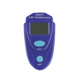 Cars Thickness Coating UK - Digital Min Painting Thickness Meter Car Coating Thickness Gauge