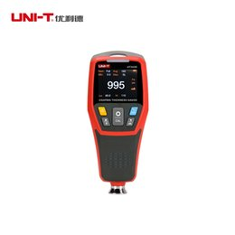 $enCountryForm.capitalKeyWord NZ - UNI-T Digital Coating Thickness Gauge 0-1250um LCD Professional Auto Fe NFe Car Paint Film Thickness Meter USB Data Recorder