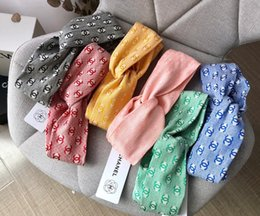 Best Men Hair Australia - Designer Elastic Headband for Women and Men Best Quality Brand Guccy Style Hair bands Head Scarf For Women Girl Headwraps Gifts