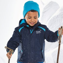2018 Winter Kids Ski Snowboard Jacket Warm Ski Suit Boys Girls Windproof Waterproof  Snow Coats Skiing Snowboarding Jacket Child 11249516e