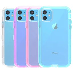 Robot phone cases online shopping - For Iphone Case Clear Robot Defender Case In1 Heavy Duty Dual Layer Full Body Protective Cover Phone Case For Iphone Pro Max