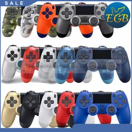 Ps4 shell housing online shopping - NEW Camouflage PS4 Gamepad Controller Bluetooth Wireless Housing Shell W Buttons Kit For PS4 Handle Cover Case
