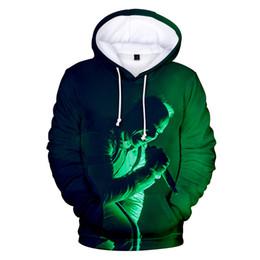 a3053790 New summer has a personality shirt fashion women men's hoodie singer Keith  Flint 3D printing hip hop Harajuku street style fun
