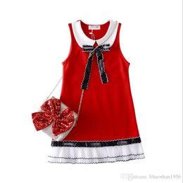 $enCountryForm.capitalKeyWord UK - New spring brand dress girls luxury organza vest dress princess beautiful wedding dress 90cm---130cm free shipping