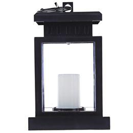 $enCountryForm.capitalKeyWord UK - Solar Powered LED Outdoor Candle Lantern Landscape Umbrella Hang Lamp