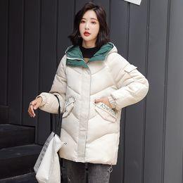 $enCountryForm.capitalKeyWord Australia - Women winter jackets parkas Mid-long Thick warm hooded jackets Slim solid long for female