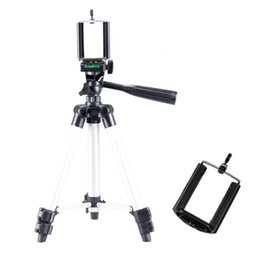 Wholesale Mobile phone tripod Projection camera tripod Video video selfie Mobile phone live for Cameras Camcorder or