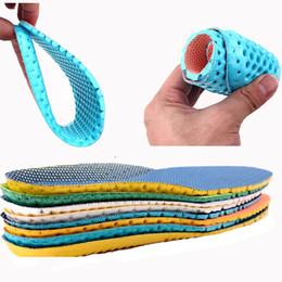 $enCountryForm.capitalKeyWord Australia - Stretch Breathable Deodorant Running Cushion Insoles For Feet Man Women Insoles For Shoes Sole Orthopedic Pad Memory Foam