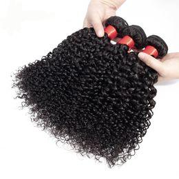 $enCountryForm.capitalKeyWord Australia - Best Quality Brazilian Hair Unprocessed Malaysian Brazilian Indian Peruvian Jerry Curly Hair Extension 3 Pieces Human Virgin Hair Weave