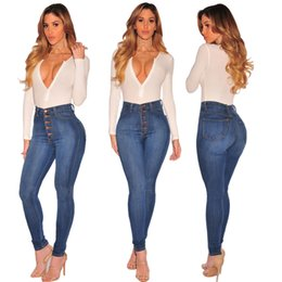 Scratch Resistant Coating Australia - Wholesale Women jeans High Strength Water washed skinny jeans Ladies fashion New Style Leisure Bottom Jeans 178#