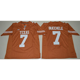 $enCountryForm.capitalKeyWord UK - Mens Texas Longhorns Shane Buechele Stitched NameΝmber American College Football Jersey Size S-3XL