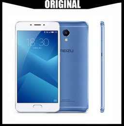 "Discount cdma cell phones - 100% Original Meizu M5 Note Global ROM 2.5D Glass 4G LTE Cell Phone Helio P10 Octa Core 5.5"" FHD 3GB 16GB 32GB ROM"