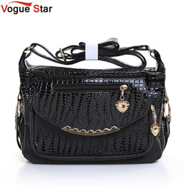 $enCountryForm.capitalKeyWord Canada - Vogue Star Stone Print Casual Women Bags 2019 Popular Small Women Messenger Bags Leather Shoulder bolsa feminina YB40-404 #94626