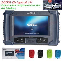 Function Connectors Australia - For Lifetime!! Original Lonsdor K518ISE Key Programmer With Odometer Correction Function Supports All Cars No Need Token Of K518