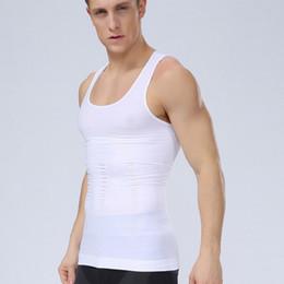 $enCountryForm.capitalKeyWord UK - Men's Slimming Body Shaper Vest Compression Muscle Shirt Running Cool Dry Gear