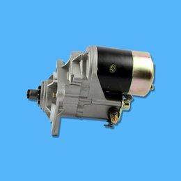 $enCountryForm.capitalKeyWord Australia - Hitachi Excavator ZX200 ZAX200 ZAXIS200 ZAX210-5 6BG1 Engine Starter Motor Assy 24V 4.5KW 11T 40mm