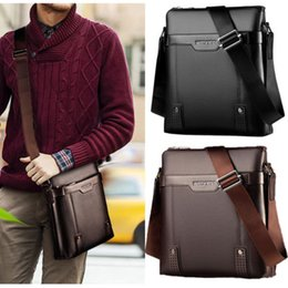 $enCountryForm.capitalKeyWord Australia - Fashion new men PU leather shoulder bag briefcase business handbag Messenger bag handbag men s success taste