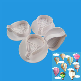 Wholesale sell cookies for sale – custom Spring Model Hot Air Balloon Pattern Creative Biscuits Moulds Suit DIY Baking Appliance Mould Factory Direct Selling kla p1