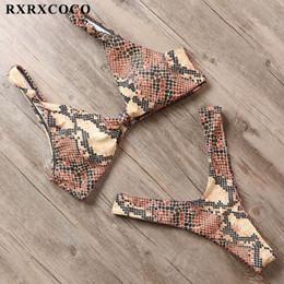 33de768320 Discount hot beach bikini bodies - RXRXCOCO Bikini Set 2019 Hot Swimwear  Women Bikini Sexy Beach