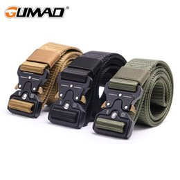 $enCountryForm.capitalKeyWord Australia - Police Combat Nylon Heavy Duty Utility Military Thick Tactical Belt Airsoft Hunting Men Waist Straps Waistband Gear Equipment