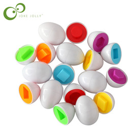 Fighting Toys Australia - Games and Puzzles Puzzles Infant Tong Yizhi educational toy recognize color shape matching egg fight inserted wooden toys kids toys