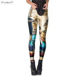 tie dye print leggings Australia - Fashion Sexy Hot Sale New Novelty Fashion 3D Printed Women Leggings Space Galaxy Leggins Tie Dye Fitness Milk Pant 2019