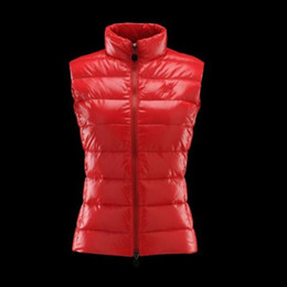 down vests women NZ - Women Winter coat gilet Designer Jacket jott Fashion Duck Down Vest Designer Jackets Warm High Quality Luxury Thin and Light Designer Vest