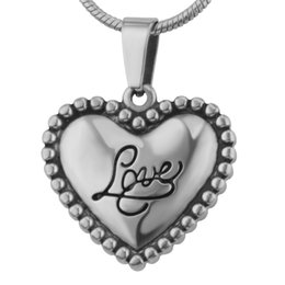 pendant south america Australia - 2019 New Stainless Steel Heart Shaped Pendant Necklace In Europe and America Given To Women As Gifts