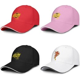 $enCountryForm.capitalKeyWord Australia - The Flash (Barry Allen) Lightning Strikes 2019 new men's women's fashion hip-hop Sunscreen cap Golf Military Caps Animation Factory Art