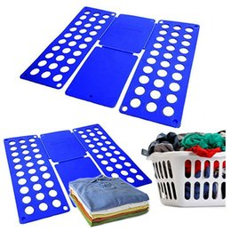 Timing Clothes Australia - Quality Adult Magic Clothes Folder T Shirts Jumpers Organiser Fold Save Time Quick Clothes Folding Board Clothes Holder 3 Size