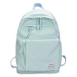Backpacks For Women Travelling Australia - Multifunction Women Backpack Fashion Youth Korean Style Shoulder Bag Laptop Backpack Schoolbags For Teenager Girls Boys Travel Y19061102