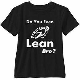 $enCountryForm.capitalKeyWord Australia - Do you even Lean Bro Short SRoRockve T Shirt RoRock Motorcycle Racer Moto GP Racing