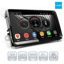 Passat android online shopping - 9 inch Android GB RAM Volkswagen Passat B6 B7 Android Headunit Car DVD for with GPS Navigation Car Stereo Wifi Bluetooth