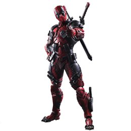 China Play Arts changed its life to serve X-Men series cheap 1 6 Ryan Reynolds can do it. suppliers