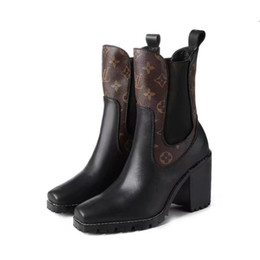 $enCountryForm.capitalKeyWord UK - Ting2594 8018 Classic High-top Thick Ankle Boots Riding Rain Boot Boots Booties Sneakers Dress Shoes