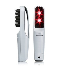 Wholesale Home healthy beauty Laser massage Relaxing comb hair comb black hair hair comb head massager