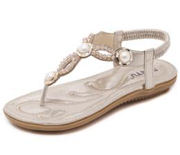 Shoe Sandal Female Australia - Oeak Sandals Women Sandals Transparent Flats Shoes Large Size Female Clear Jelly Shoes Ladies Roman 2019 Beach Sandalias Mujer