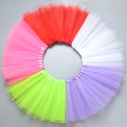 $enCountryForm.capitalKeyWord UK - 17 colors candy color girls kids tutus skirt dance dresses soft tutu dress ballet skirt 3layers children pettiskirt clothes top quality