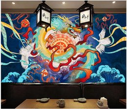 chinese restaurant decor NZ - WDBH 3d wallpaper custom photo Vintage Japanese restaurant tooling background wall room home decor 3d wall murals wallpaper for walls 3 d