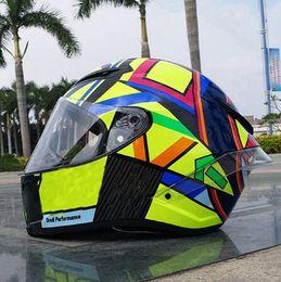 $enCountryForm.capitalKeyWord NZ - Racing helmet motorbike full face dual shield helmet Motorcycle helmets motocross unisex available big wing ece approved