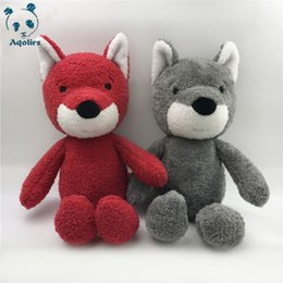 Choose games online shopping - Fox Stuffed Animals Design Could Choose CM Fox Plush Doll Toys Kids Birthday Gifts Best Kids Toys
