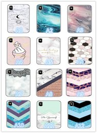 cases for ipone 2019 - New Mobile phone case pattern multi-marble mobile phone shell glacial stone painted mobile phone shell for ipone x 7 8 c