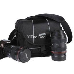 $enCountryForm.capitalKeyWord Australia - EBOYU Caden Waterproof Camera Case DSLR SLR Camera Casual Bag Messenger Bag for