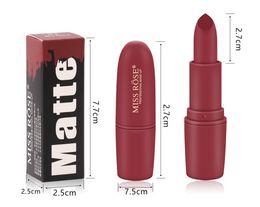 $enCountryForm.capitalKeyWord NZ - Factory DHL Wholesale Hot Brand Lipstick 25 Color Dumb Photon Warhead Cheap Cosmetics Original Single Beauty Miss Ross Lipstick