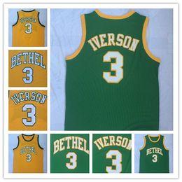 $enCountryForm.capitalKeyWord Australia - Georgetown Hoyas #3 Allen Iverson College Basketball Jersey University wears Shirts Cheap Retro Stitched Jerseys S-XXL