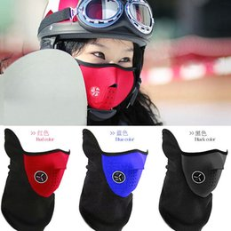 mask face shield Australia - Hot Selling Motorcycle Face Mask Shield Cycling Ski Neck Protecting Outdoor Balaclava Full Face Mask Breathable Windproof